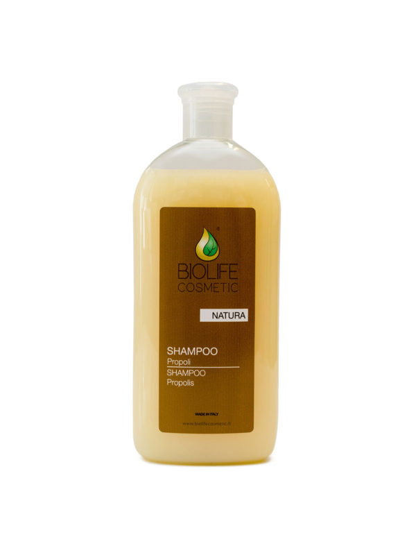 Shampoo-propoli